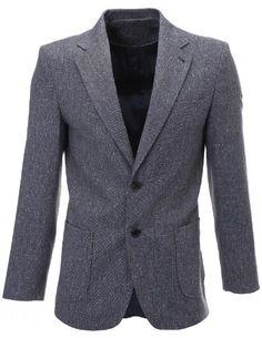 FLATSEVEN Herren Slim Fit 2 Knopf Premium Wolle Mischungen Blazer Sakko (BJ904) Navy,  FLATSEVEN http://www.amazon.de/FLATSEVEN-Herren-Premium-Mischungen-BJ904/dp/B00J7MDQKS/