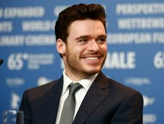Pin for Later: Richard Madden: From Game of Thrones to Lady Chatterley's Lover  Or that smile?