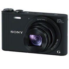 Cyber-shot DSC-WX350 B Sony