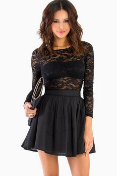 Gah, I want. Katerina Skater Dress $68