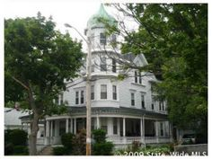 $299,900 in Providence, RI for 8 bedrooms and 5 bathrooms and 6800 sq ft on .14 acres; built 1888 MLS#855352