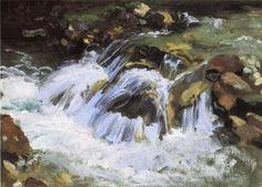 john singer sargent watercolor paintings | OIL PAINTING REPRODUCTION Sargent, John Singer