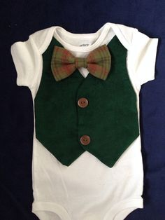 Harrison  Baby Boy Clothes  Newborn  Outfit  by ChristolandCompany, $24.99....ADORABLE