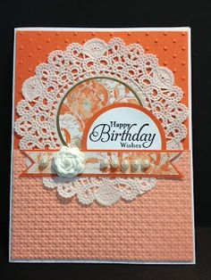 Simply Sketched Mojo Monday Birthday Card Stampin' Up! Rubber Stamping Handmade Cards  Stampin' Up!