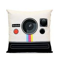 Almofada Instant Camera