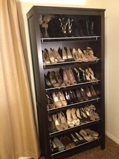Need... now where should i store all the books i currently have in my book shelf? lol just thinking out loud