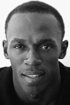 The world's fastest man - Usain Bolt