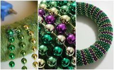 9 Things To Do with Your Leftover Mardi Gras Beads (That Don't Involve the Trash Can)