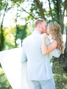 Mr. and Mrs. Carson Wentz: Carson and Maddie