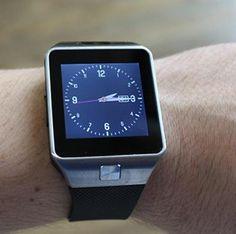 NEW Professional Quality Covert Video & Audio Recording Spy Cam Smart Watch 8 GB