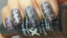 Betty's Beauty Bombs: Texture Stamping