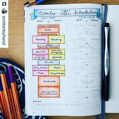 """552 Me gusta, 6 comentarios - Planner Inspiration (@showmeyourplanner) en Instagram: """"How gorgeous are these #dailies from @aka.sinting?. ・・・ Double daily spread of the past two days!…"""""""