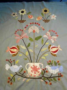 """Supergoof Quilts: """"Busy, busy, busy, .... '"""
