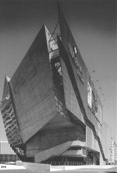 UFA Cinema Center Coop Himmelblau #Architecture