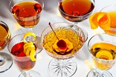 Punch - Meet the Brooklyn Cocktail Family