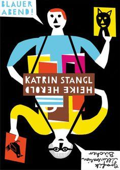 Startseite - Katrin Stangl - Illustrationen und Bilderbücher