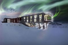 Ion Hotel, Iceland   Where to stay in Iceland (Condé Nast Traveller)