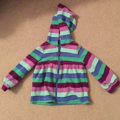 Circo 18 month old zip-up fleece 18 month zip up Circo fleece in excellent used condition Circo Shirts & Tops