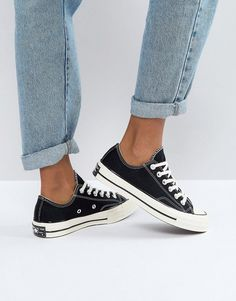 Converse Chuck Taylor All Star '70 Sneakers In Black