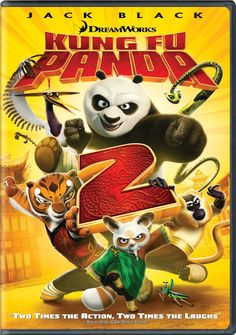Rent Kung Fu Panda 2 starring Jack Black and Angelina Jolie on DVD and Blu-ray. Get unlimited DVD Movies & TV Shows delivered to your door with no late fees, ever. Jack Black, Streaming Hd, Streaming Movies, Disney Movies, Disney Pixar, Movies To Watch, Good Movies, Net Movies, Em Breve Nos Cinemas
