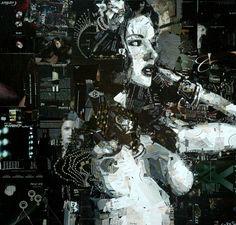 Derek Gores, 1971 | Tutt'Art@ | Pittura • Scultura • Poesia • Musica