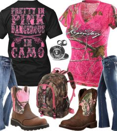 Dangerous In Camo Legendary Whitetails Burnout Tee Outfits – Real Country Ladies Camo Girl Outfits, Cowgirl Style Outfits, Teen Fashion Outfits, Cute Casual Outfits, Outfits For Teens, Country Western Outfits, Country Style Outfits, Country Boots, Western Style