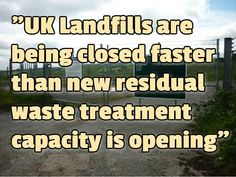 Is a UK Waste Treatment Capacity Crisis Looming? Marine Diesel Engine, Capacity Planning, The Pipeline, Climate Change Effects, Circular Economy, About Uk, This Or That Questions
