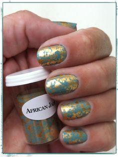Beautiful Photo Nail Art: Elegant nail polish for South African Women Bad Nails, Cute Nails, Pretty Nails, Foil Nail Art, Foil Nails, Beautiful Nail Designs, Cool Nail Designs, Shellac Nail Art, Nail Polish