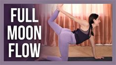 Full Moon Yoga Flow - Yoga for Abundance & Gratitude