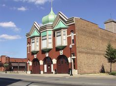 Aurora (IL's) Old Central Fire Station - now the Aurora Regional Fire Museum by dlewisarfm, via Flickr