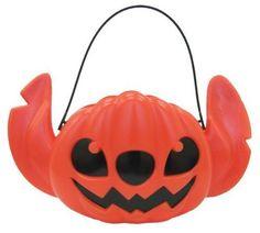 Disney-Lilo-Stitch-Stitch-Halloween-Trick-or-Treat-Candy-Basket-Bowl-Bag