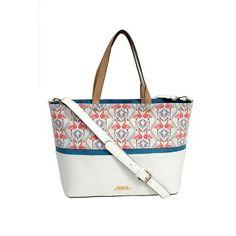 Καθημερινή τσάντα άσπρη Tote Bag, Bags, Fashion, Handbags, Moda, Fashion Styles, Carry Bag, Taschen, Tote Bags