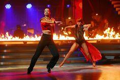 Emmanuel Moire et Fauve : Parcours photo du couple gagnant de Danse Avec Les…