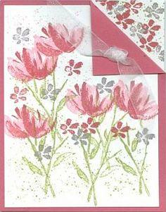 Stampin' Up! Watercolor Garden II