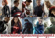 """Discorso riferito a come sconfiggere Ultorn (il cattivo) - Tony Stark: """"Come pensavate di sconfiggerlo?""""  Captain America: """"Insieme"""" DA SOLI BEN POCO SI PUO' FARE, IN SIEME INVECE SI PUO' VINCERE!!!"""