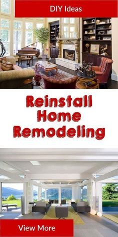 6 Enthusiastic Clever Tips: Basement Remodel Rustic basement remodeling on a budget counter tops. Cozy Basement, Rustic Basement, Basement Layout, Modern Basement, Basement Plans, Walkout Basement, Basement Storage, Narrow Living Room, Living Room Red