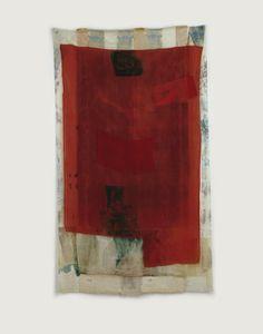 LeRoy's Pink Fist -- Pennsylvania: Robert Rauschenberg 1974 - 1976