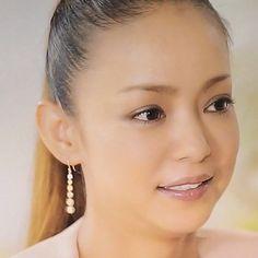 全世界の男性の好みの顔パーツ、 全世界の女性のなりたい顔パーツの アンケート結果をCGで作ったら「安室奈美恵」になるよね #安室奈美恵 #namieamuro