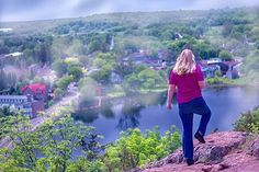 "I'm no Carmen San Diego but I am spying at ""spy rock""   @frontenaccounty  @visitkingston @kingston_on @kingstontrolley @livelovecanada @explorecanada  #Kingstonontario #kingstonontario #limestonecity #letitglow #downtownkingston #visitkingston #iaintscared #kingstonhumidity #westport#westport #ygk #forthenry #spyrock #historickingston#whit #sydenhm  #yyz #baitcasting #frontenaccounty #southfrontenac #machcrush #boats #stlawerenceriver #loughboroughlake #getreadyforsummer #batterseaontario…"