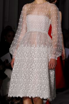 Valentino * Haute Couture 2013 #StyleTracee #BGR