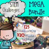 STEM Challenges for Thematic Units MEGA GROWING BUNDLE {Al