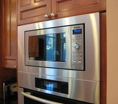Microwave Photos Trimkits Usa Kitchen Cabinetmicrowave Ovenpanasonic Microwavemicrowave Panasonic Oven Trim Kit