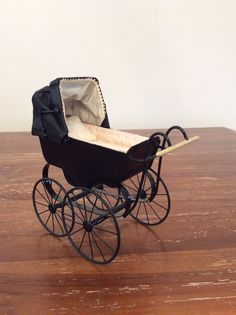 Dolls House 12th Pram by CYR Colin & Yvonne Roberson | eBay