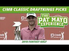2018 Fantasy Golf Picks - CIMB Classic DraftKings Picks, Preview & Sleepers Golf Picks, Fantasy Golf, Golf Betting, Daily Fantasy, European Tour, Garlic Chicken, Honey, Baseball Cards, Classic