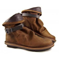 Trippen  Bomb Slouchy Ankle Boot