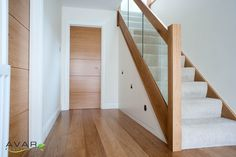 Project: Under Stairs Storage Client: Justin M. Location: London Description: Under stairs storage solution, with three pull out drawers. Stairs And Doors, Oak Stairs, Glass Stairs, Basement Stairs, Stone Stairs, Basement Ceilings, Glass Railing, Basement Ideas, Staircase Storage