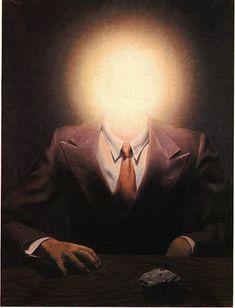 The Pleasure Principle, 1937 R. Magritte