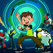 Logos Wallpapers, Posters, Banners and Other Artwork Birthday Cartoon, Ben 10, Character Art, Banner, Fandoms, Wallpaper, Gallery, Artwork, Cards