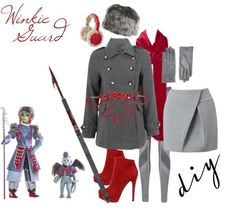 Do It Yourself Halloween Costume Contest, Entry: Winkie Guard from the Wizard of Oz Halloween Costume Contest, Halloween Fun, The Wizard Of Oz Costumes, Tree Costume, Steampunk Clothing, Get The Look, Style Inspiration, Coat, Jackets