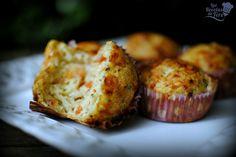 Pizza muffins. :>Las recetas de Tere;;